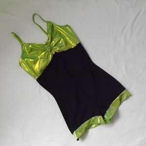 Other - Green Unitard Costume